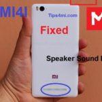 [FIXED]How To Fix Auto Decreasing Speaker Sound In MI4I