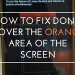 [100% FIXED] HOW TO FIX DON'T COVER THE ORANGE AREA OF SCREEN IN REDMI